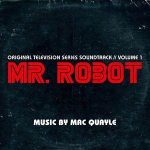 Mr.Robot-Season 1/Ost Vol.1 (2lp+Mp3) - Mac Quayle