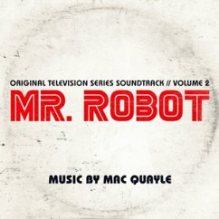 Mr.Robot-Season 1/Ost Vol.2 (2lp+Mp3) - Mac Quayle