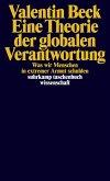 Eine Theorie der globalen Verantwortung (eBook, ePUB)