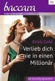 Verlieb dich nie in einen Millionär (eBook, ePUB)
