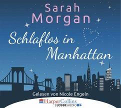 Schlaflos in Manhattan / From Manhattan with Love Bd.1 (4 Audio-CDs) - Morgan, Sarah