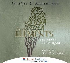 Steinerne Schwingen / Dark Elements Bd.1 (6 Audio-CDs) - Armentrout, Jennifer L.