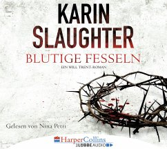 Blutige Fesseln / Georgia Bd.6 (6 Audio-CDs) - Slaughter, Karin