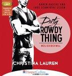 Dirty Rowdy Thing - Weil ich dich will / Wild Seasons Bd.2 (2 MP3-CDs)