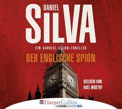 Der englische Spion / Gabriel Allon Bd.15 (6 Audio-CDs) - Silva, Daniel
