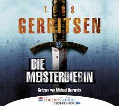 Die Meisterdiebin, 6 Audio-CDs - Gerritsen, Tess