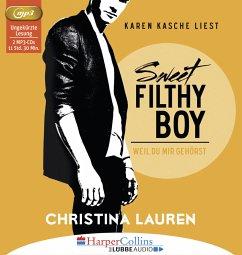 Sweet Filthy Boy - Weil du mir gehörst / Wild Seasons Bd.1 (2 MP3-CDs) - Lauren, Christina