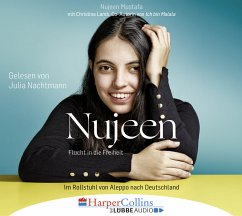 Nujeen - Flucht in die Freiheit, 4 Audio-CDs - Mustafa, Nujeen; Lamb, Christina