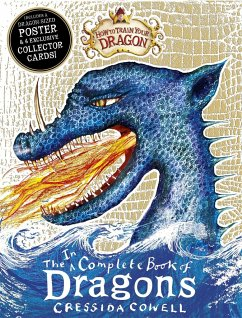 How to Train Your Dragon: Incomplete Book of Dragons - Cowell, Cressida