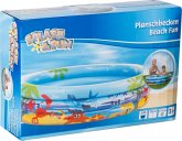 Splash & Fun Planschbecken Beach Fun Ø 175 cm