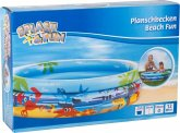 Splash & Fun Planschbecken Beach Fun, Ø 140 cm