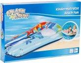 Splash & Fun Kindermatratze BF+Sichtfenster 110x
