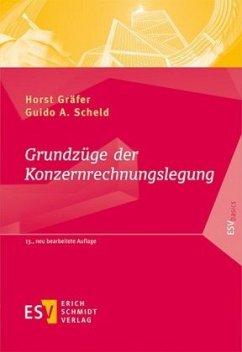 Grundzüge der Konzernrechnungslegung - Gräfer, Horst; Scheld, Guido A.
