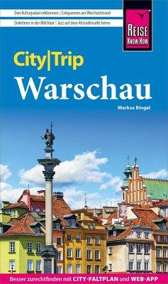 Reise Know-How CityTrip Warschau (eBook, ePUB) - Bingel, Markus; Jone, Katarzyna