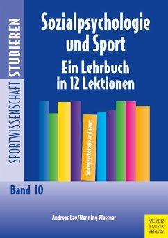 Sozialpsychologie und Sport (eBook, PDF)