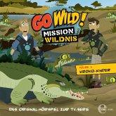 Folge 1: Kroko-Kinder / Wal gegen Kalmar (MP3-Download)
