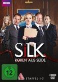 Silk - Roben aus seide: Die komplette Serie (Staffel 1-3) DVD-Box