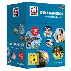 Was ist was - Staffel 1 DVD-Box