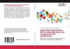 Aprenda algoritmos. De la abstracción a la resolución de problemas