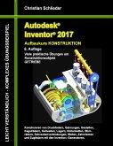 Autodesk Inventor 2017 - Aufbaukurs Konstruktion