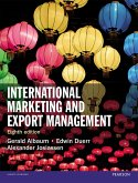 International Marketing and Export Management (eBook, PDF)