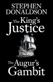 The King's Justice and The Augur's Gambit (eBook, ePUB)