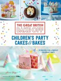 Great British Bake Off: Children's Party Cakes & Bakes (eBook, ePUB)