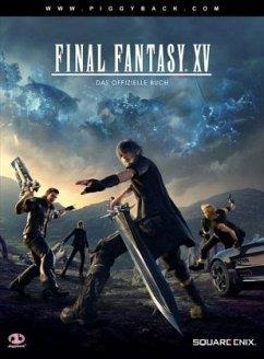 9781911015055 - Final Fantasy XV - Das offizielle Buch - Libro