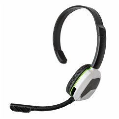Afterglow LVL 1 Chat Headset, weiß