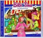 Der Weihnachtsmarkt / Bibi & Tina Bd.84 (Audio-CD)