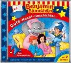Benjamin Blümchen, Gute-Nacht-Geschichten, Der Traumwichtel, Audio-CD