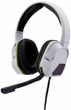 Afterglow LVL 3 Stereo Gaming-Headset, Kopfhörer, weiß