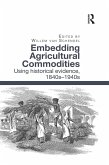 Embedding Agricultural Commodities (eBook, ePUB)