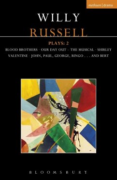 Willy Russell Plays: 2 (eBook, ePUB) - Russell, Willy