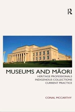 Museums and Maori (eBook, PDF)