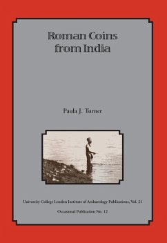 Roman Coins from India (eBook, ePUB) - Turner, Paula J