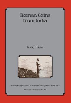 Roman Coins from India (eBook, PDF) - Turner, Paula J