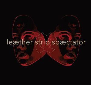 Spaectator Col Vinyl Poster Von Leaether Strip Vinyl