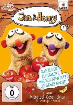 Jan & Henry - 3: Neue Miträtsel-Geschichten