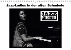 9783665028879 - Gräf, Ulrich: Jazz Ladies in der alten Schmiede (Wandkalender 2017 DIN A4 quer) - Knyga