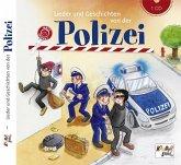 Lieder und Geschichten von der Polizei, Audio-CD