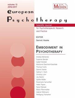 European Psychotherapy 2016/2017 (eBook, ePUB)