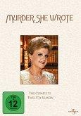Mord ist ihr Hobby - Staffel 12.1 DVD-Box