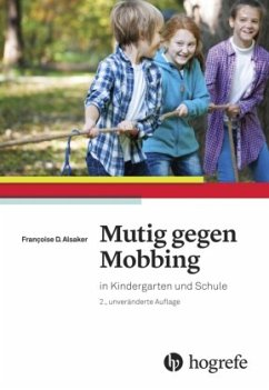 Mutig gegen Mobbing