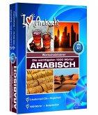 Die wichtigsten 1000 Wörter Arabisch, 3 Audio/mp3-CDs + Begleitheft