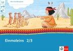 Mein Anoki-Übungsheft - Einmaleins 2/3 / Mein Indianerheft 3