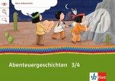 Mein Indianerheft. Abenteuer-Geschichten. Arbeitsheft 3.-4. Schuljahr