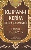 Kuran-i Kerim Türkce Meali