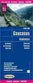 Reise Know-How Landkarte Kaukasus / Caucasus