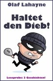Haltet den Dieb! (eBook, ePUB)